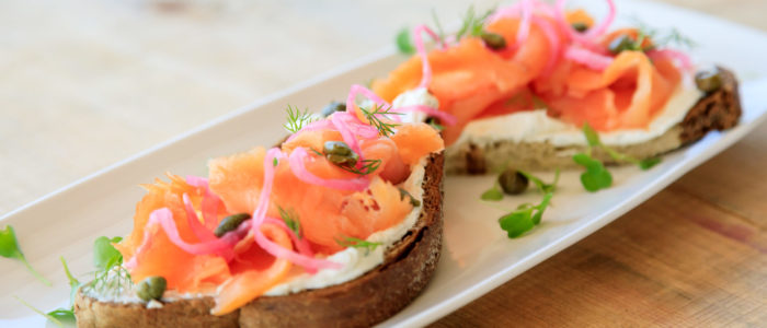 Soups, Salads & Features